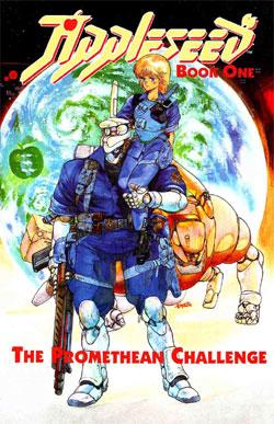 Appleseed manga